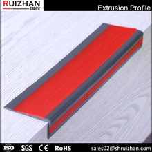 Anti-slip plastic Stair Nosing for extra grip