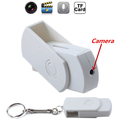 Mini Rotatable USB Disk Rechargeable Motion Activated a Motion Detector Video Recorder