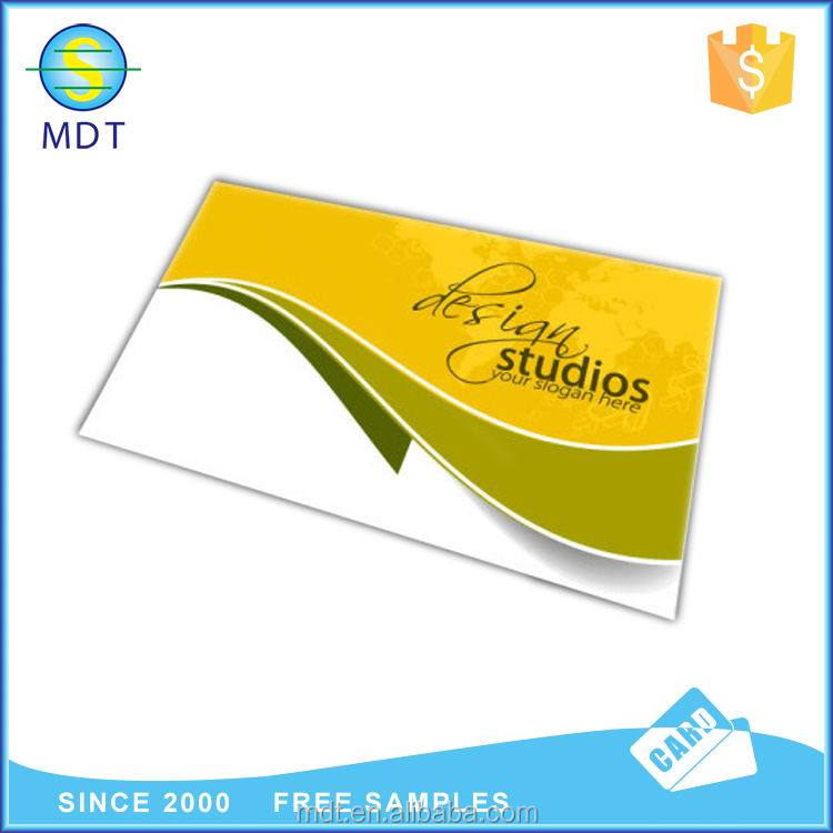 embossing machine business card printable surface offset paper