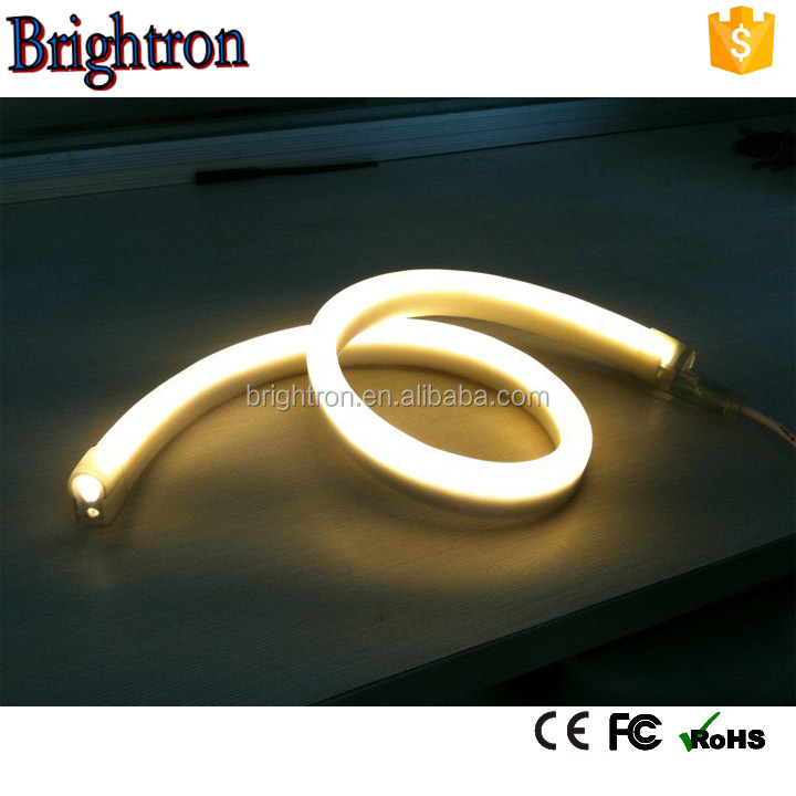 Strong R&<strong>D</strong> manufacturer professional customized services new 12v orange led 25mm pink led round light 360 degree led neon flex