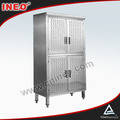 Restaurant Stainless Steel China Kitchen Cabinet(INEO is professional on commercial kitchen project)
