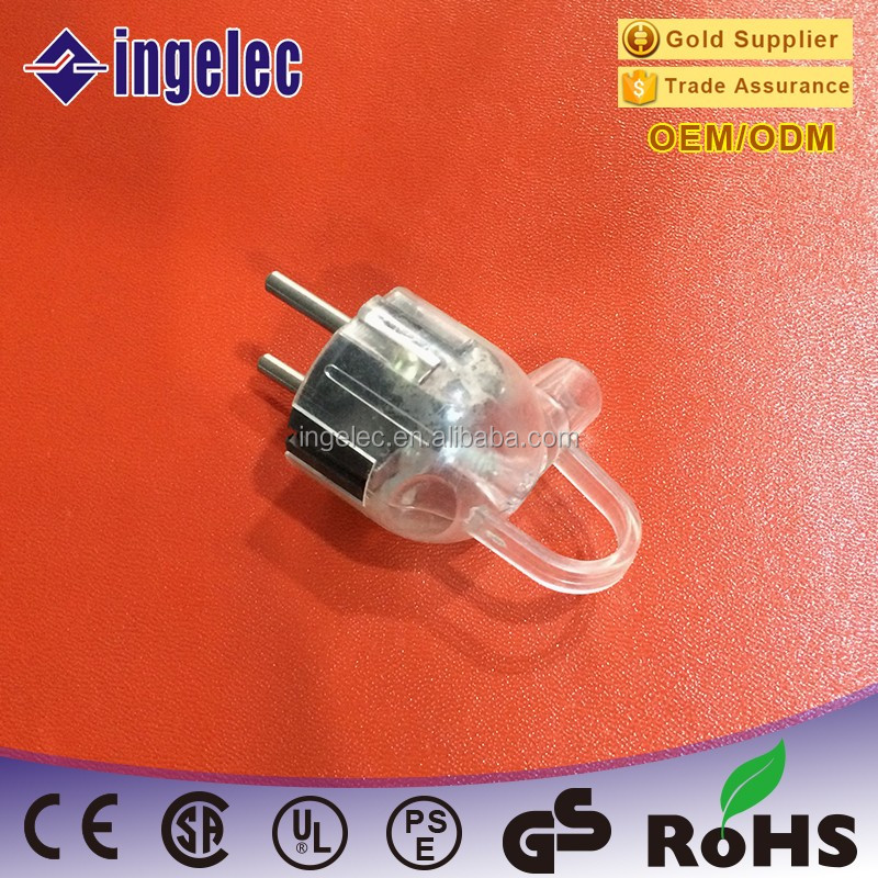 Chinese manufacturer female to male electrical plug adapter with competitive price