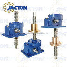 Hot Sale 25KN Worm Gear Manual Operated Screw Jack for Table Lifting or Pressing Tr 26x5