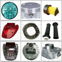 HOT SALE !! Motorcycle parts for CG CARGO engine parts, body kits,electrict parts