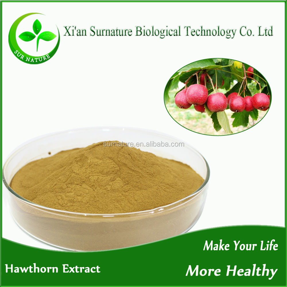 Top sales hawthorn extract from fresh hawthorn berry