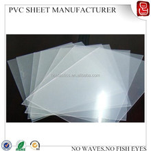 0.5mm hard pvc opaque plastic sheet for offset printing