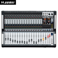 Hot sale in GL16P dj background mixer profesional power amplifier