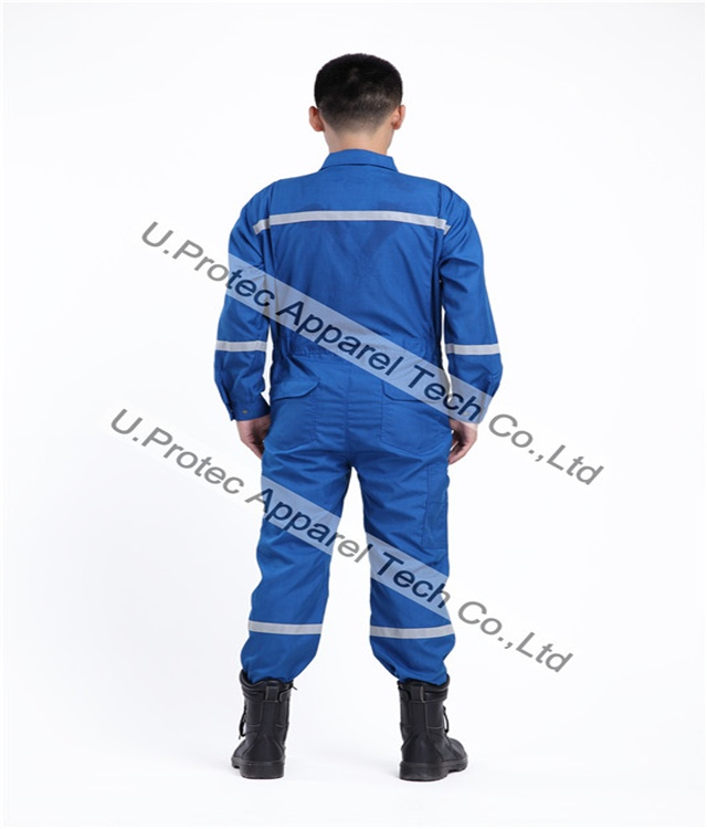 OEM supply Dupont nomex fireproof workwear suit