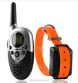 2018 Fashionable TPU Strape Design 4 in 1 Mode Remote 1000M Dog Training Collar with LCD iT86