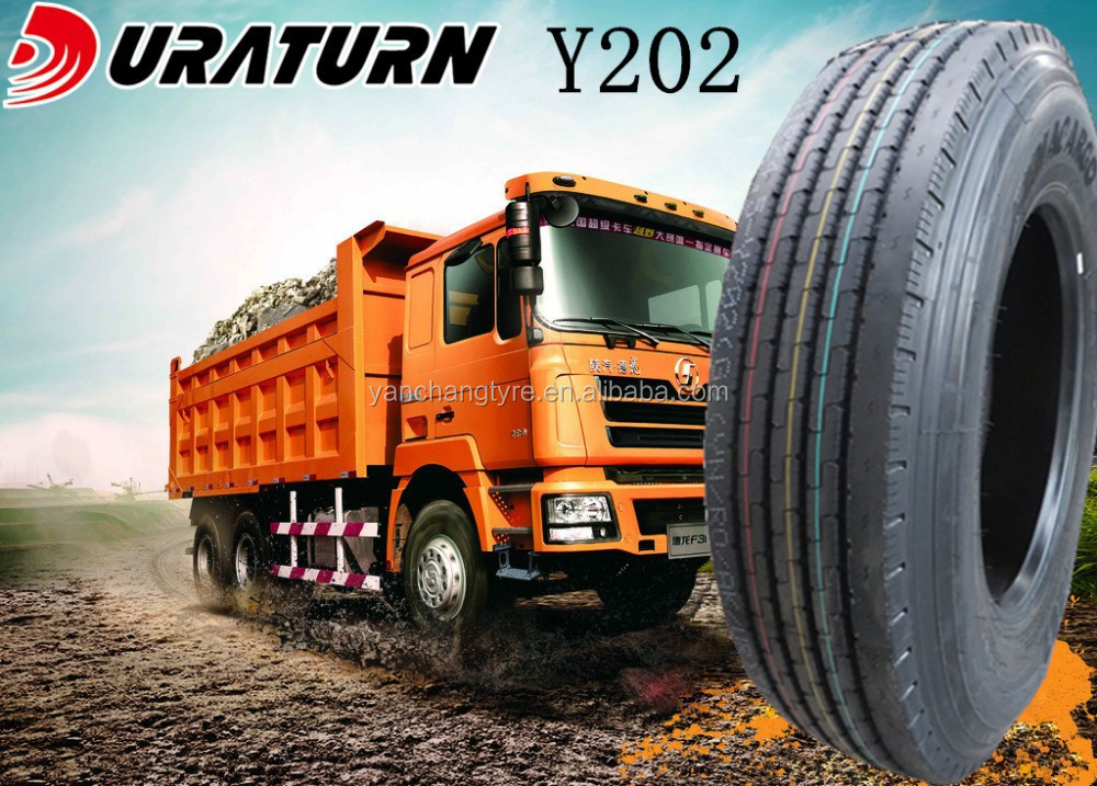 Duraturn brand,china truck tyre,Y202 pattern
