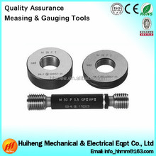 Measuring and Gauging Tool for Standard Thread Plug/Ring Gauge