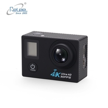 best dual screen underwater camera 4k action cam