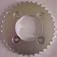Cheap factory directly motorcycle bajaj pulsar 135 chain sprocket price