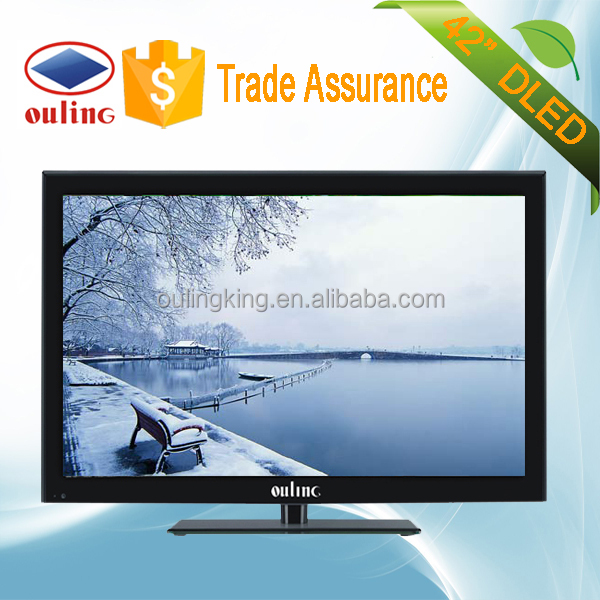 modern design 42 inch led tv full hd