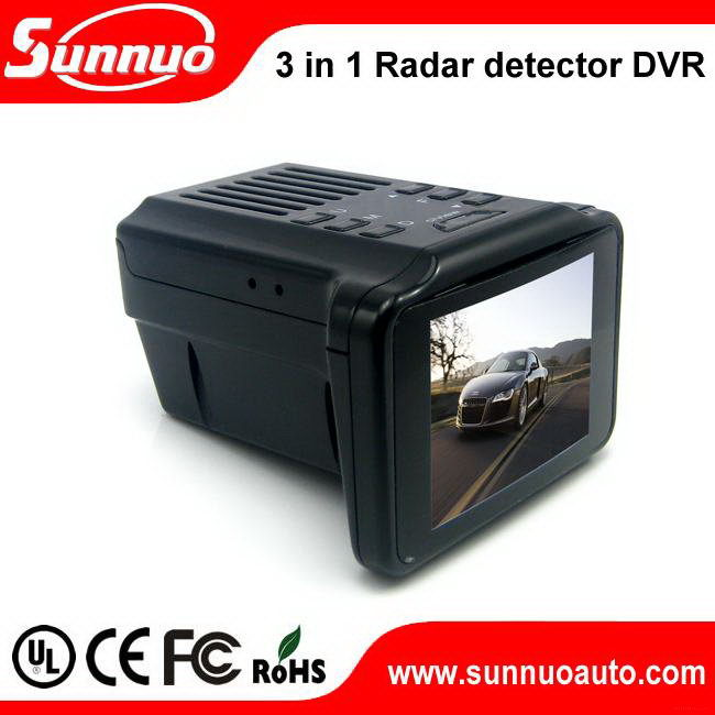 Design hot sale global used laser radar detector
