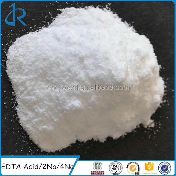 white powder 99% EDTA EDTA-2Na EDTA-4Na for Industry grade