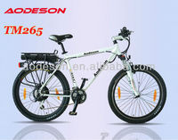 2013 Promotion Mountain Electric Bicycle-Aodeson TM265,Sport and Strong design concept,Hot-selling,EN15194
