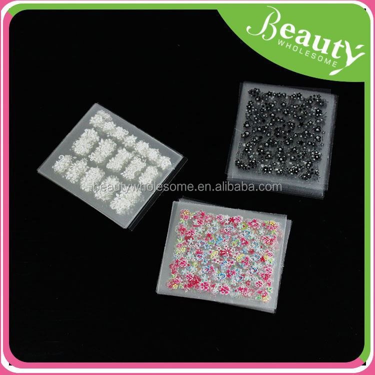 nail display ,H0T015 hollow out nail sticker , wheel smile/leaf/heart/fruit/star/animal nail art