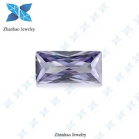 beautiful lavender loose cz gemstone price list