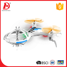 New Automatic Cruise RC Hobby White Octocopter Flying Drones Toy