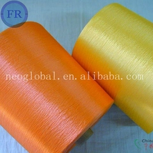 Dyed Spun Viscose Rayon Filament Yarn for Sweater