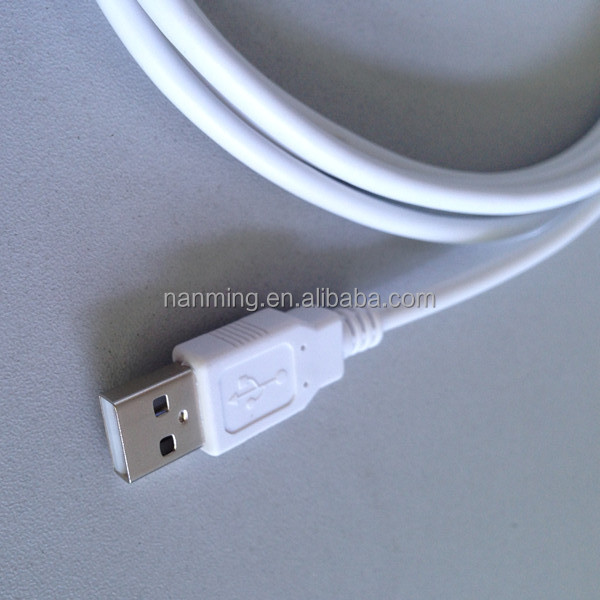 wholesale and lower price Type B Mini 5 Pin Male Data Charger Sync Cable to USB 2.0 Male A