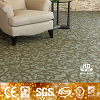 Home Use Bedroom Design Tufted Green Carpet Imports from China