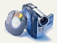 Hitachi Dzmv350a Mini DVD Camcorder With 2.5