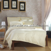 Low Price hotel stripe bedding fabric