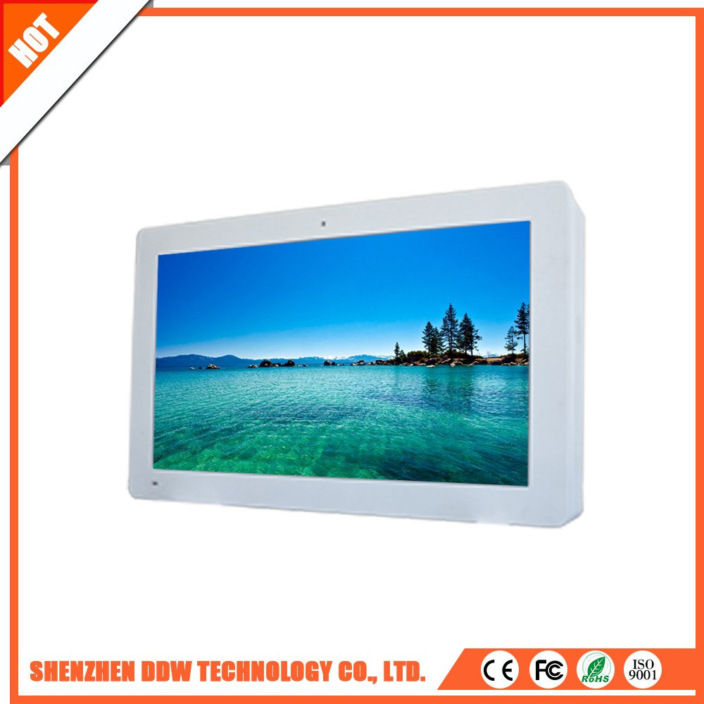 Popular superior quality kiosk marketing outdoor advertising display monitor
