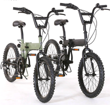20 Japanese High Quality Folding Mountain Bike