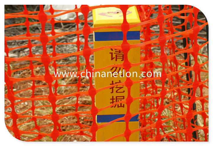 Orange Warning Fence with low price