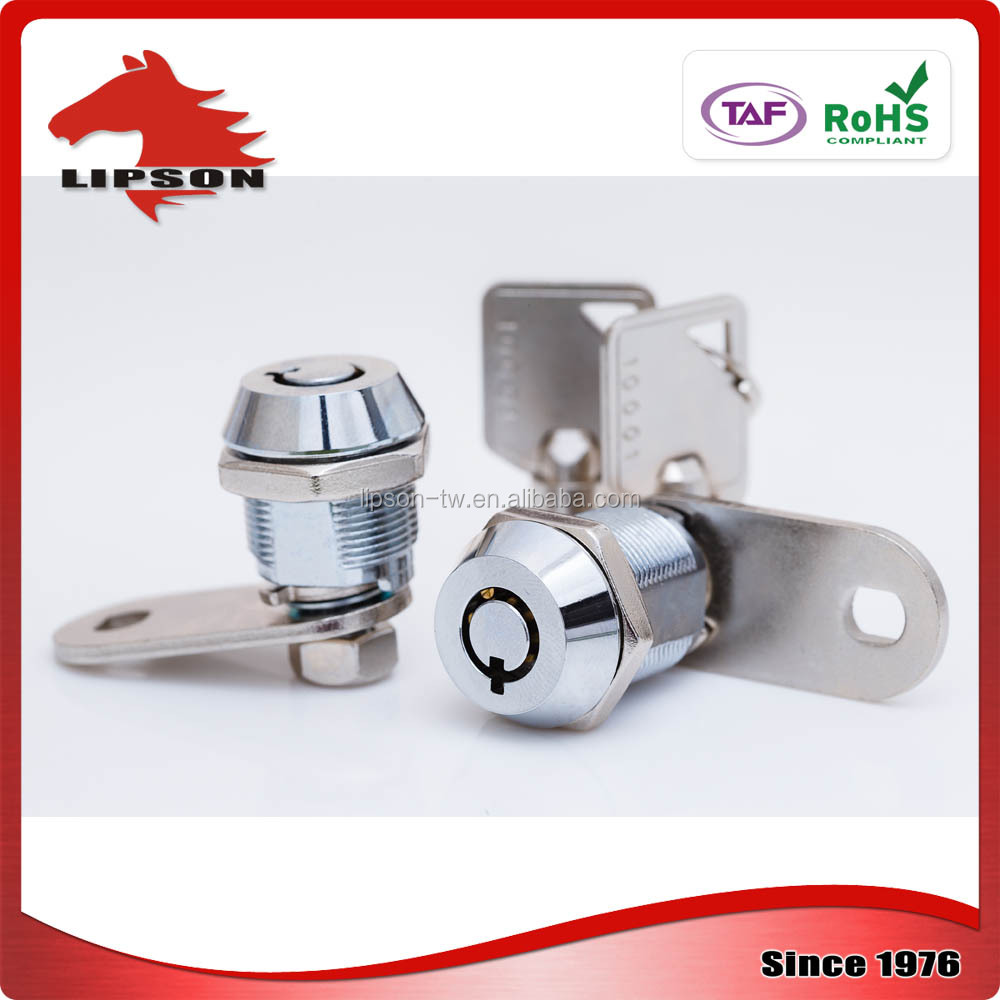 Delivery Service Motorbike Physical And Chemical Equipment tubular key cabinet cam lock