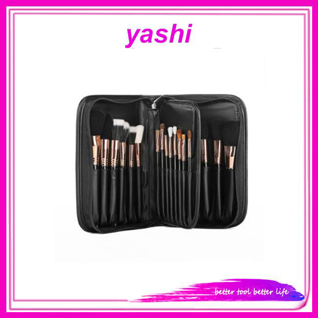 YASHI Top Grade Cosmetic Brush Set 29pcs Makeup Brushes For <strong>Beauty</strong> Ladies