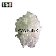 1.5D*38mm.water soluble polyvinyl Alcohol PVA Fiber
