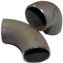 Hot selling SCH40 carbon galvanized steel pipe fittings 90 elbow