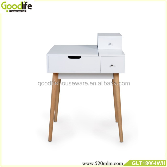 New design makeup table makeup vanity table samll quantity wholesale