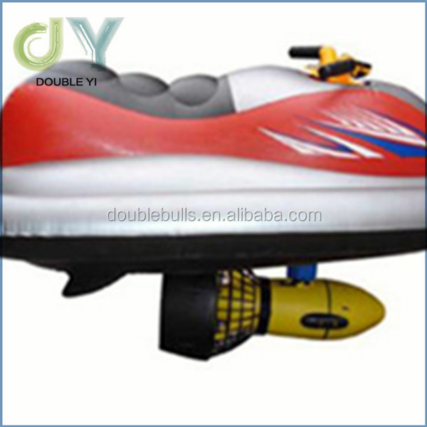 Custom inflatable environmental protection PVC motorboat