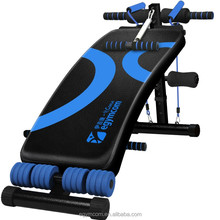 multi function Bodybuilding Supine Board Home Sit Up Benches slimming equipment Machine Home Fitness Equipment Wholesale