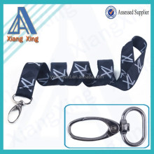 fashionable lanyards and badge holders/badge holder lanyard/hard plastic id card holder lanyard