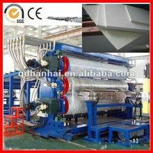 HDPE/PE water drainage sheet extrusion line