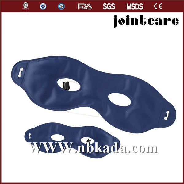 Nylon cover wholesale gel eye mask