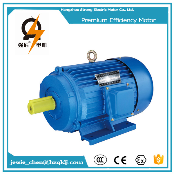 90 hp 4 pole ac alternating current electric motor