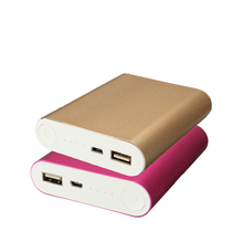 Logo Customize 10000mAh Power Bank Fast Charging Portable Cell Phone Charger for iPhone for Sumsung edge S