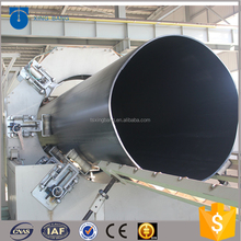 Construction materials insulated tube with api5l standard and hdpe outer casing for chilled water supply