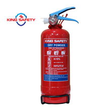 Portable 1kg ABC Dry Chemical Powder Fire Extinguisher