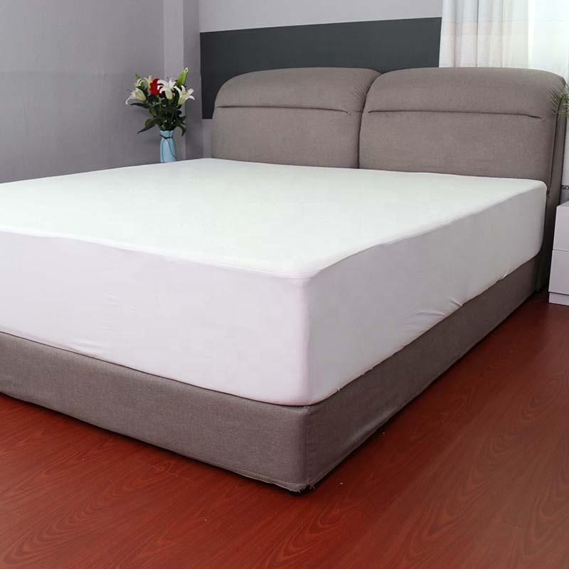Noiseless hotel use soft tencel mattress protector cover - Jozy Mattress | Jozy.net