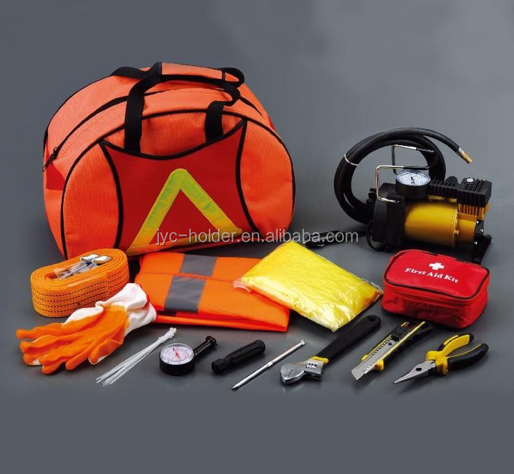 Auto Safety Car Emergency Tool Kit
