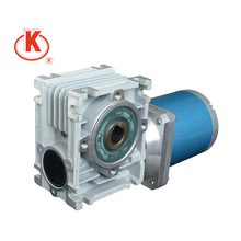 220V 110mm High Quality Cast Aluminum Body Worm Gearbox Geared Motor