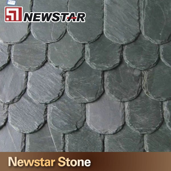 China natural split surface cement slate roofing roof